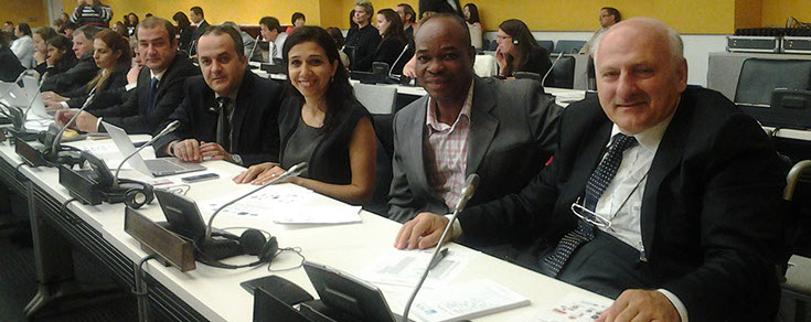 UN conference and workshop